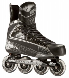 Baur Mission Axiom A3 Roller Hockey Skates