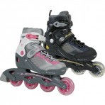 lenexa elite adjustable inline skates