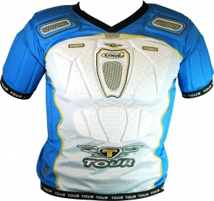 TOUR Code 1 Upper Body Chest Protector